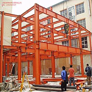 钢结构楼房